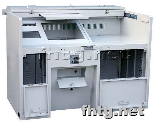 多媒体讲台网提供生产钢制电子讲台厂家